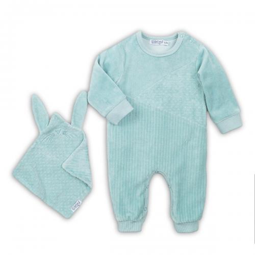 Set salopeta bebe si accesoriu Dirkje - Imbracaminte copii - Salopete copil