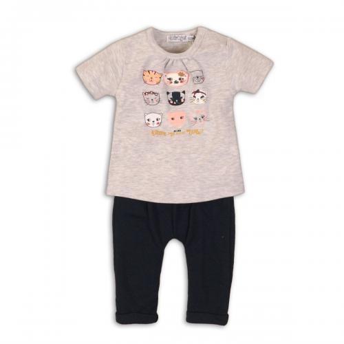 Set tricou si pantaloni Dirkje - Imbracaminte copii - Pantaloni