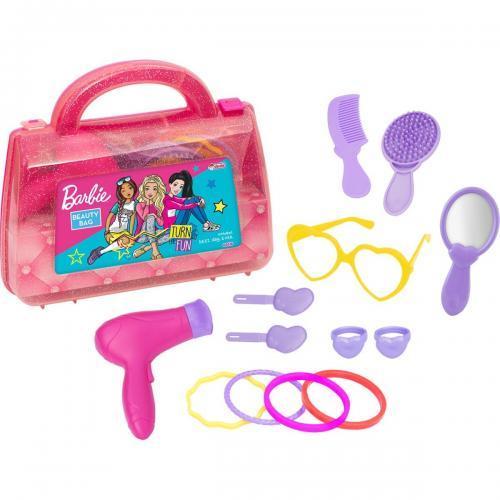 Setul de infrumusetare Barbie - Jucarii de imitatie -