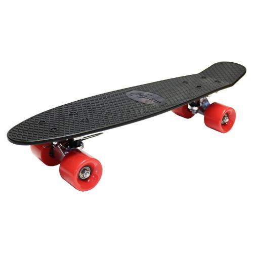 Skateboard Maxtar Chase - Negru - Role copii -