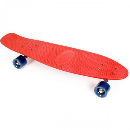 Skaterboard Maxtar Lightning - Rosu - Role copii -