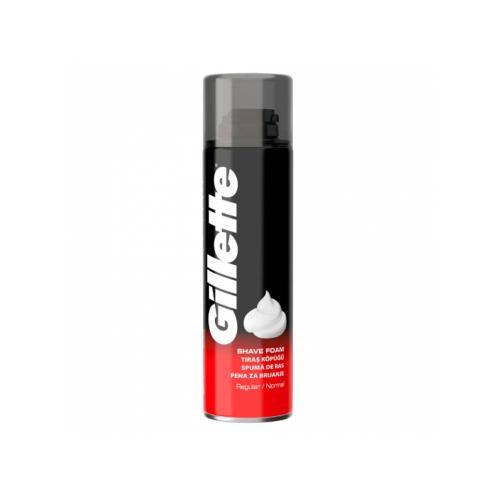 Spuma de ras Gillette Normal - 200ml - Ingrijire corporala - Produse pentru ten