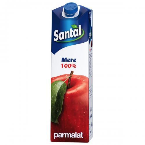 Suc natural de mere Santal - 1 L - Alimentatia bebelusului -