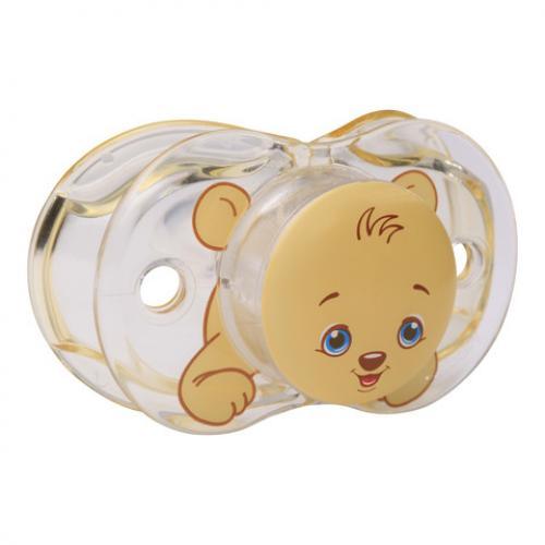 Suzeta Keep it Clean Bobby Bear - Suzete si accesorii -