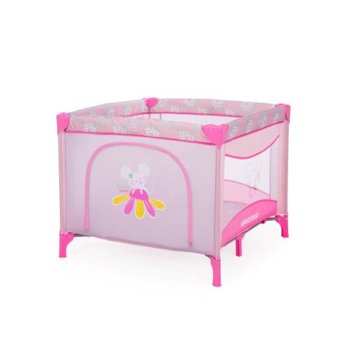 Tarc pentru copii Enjoy Flowers Kikka Boo - Roz - Centre de activitate copii -