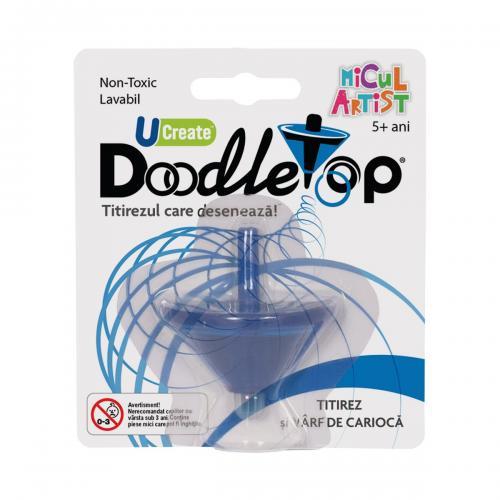 Titirez Doodletop cu varf de carioca - Micul Artist - Jocuri creative -