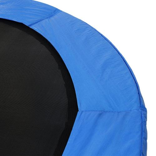 Trambulina KidsCare cu scara si plasa de protectie 244 cm - Jucarii de exterior - Trambuline copii