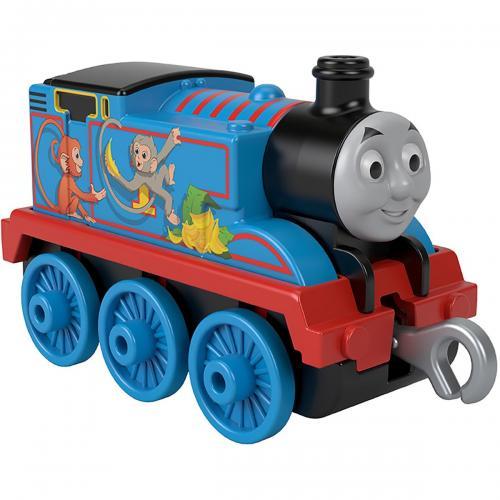 Trenulet Thomas and Friends Safari - Thomas GLK62 - Masinute copii -