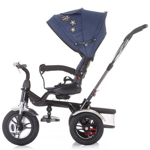 Tricicleta Chipolino Arena denim - Triciclete copii -