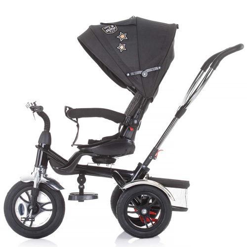Tricicleta Chipolino Arena graphite - Triciclete copii -