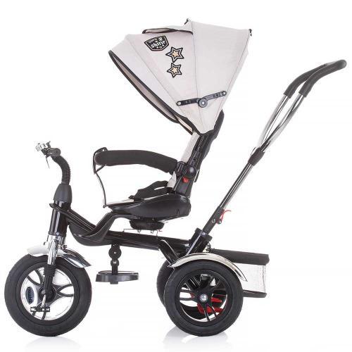 Tricicleta Chipolino Arena mocca - Triciclete copii -
