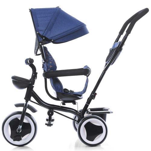 Tricicleta Chipolino Jazz navy - Triciclete copii -