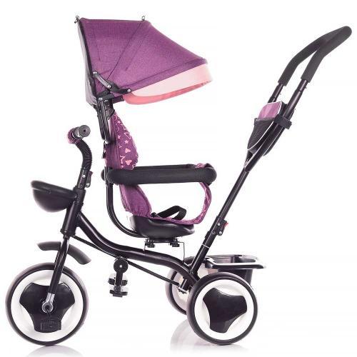 Tricicleta Chipolino Jazz orchid - Triciclete copii -
