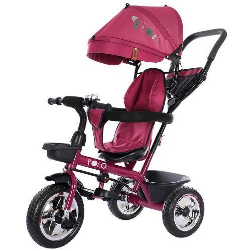 Tricicleta Chipolino Polo orchid - Triciclete copii -