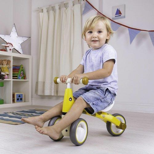 Tricicleta fara pedale Girafa - Vehicule fara pedale -