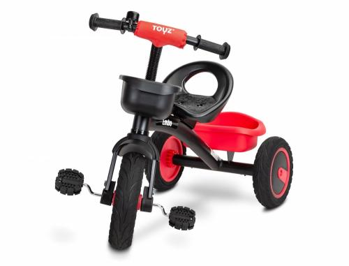 Tricicleta pentru copii Toyz Embo red - Triciclete copii -