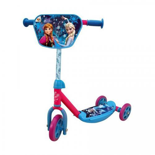 Trotineta cu 3 roti Disney Frozen 50167 - Trotinete copii -