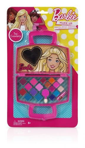 Trusa de cosmetice in forma de gentuta - Barbie - Jucarii de imitatie -