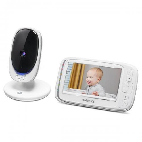 Video Monitor Digital Motorola Wi-Fi Comfort50 - Camera copilului - Sisteme de monitorizare