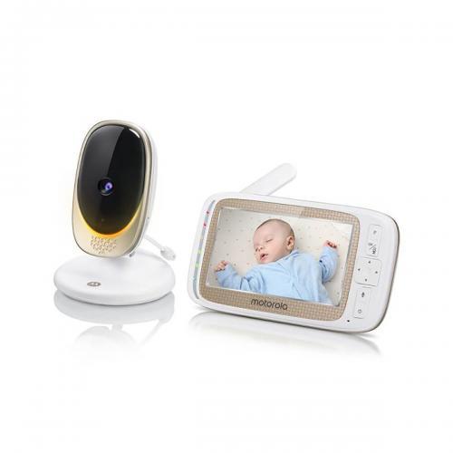 Video Monitor Digital + Wi-Fi Connect Motorola Comfort60 - Camera copilului - Sisteme de monitorizare