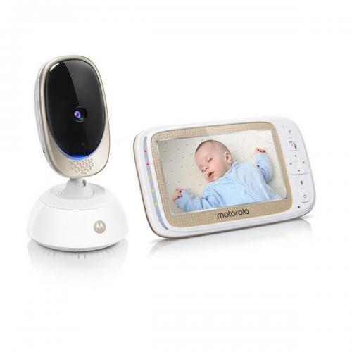 Video Monitor Digital + Wi-Fi Connect Motorola Comfort85 - Camera copilului - Sisteme de monitorizare