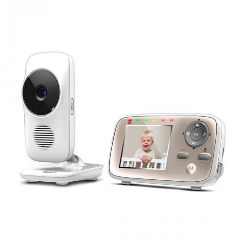Video Monitor Digital Wi-Fi Motorola Connect - Camera copilului - Sisteme de monitorizare