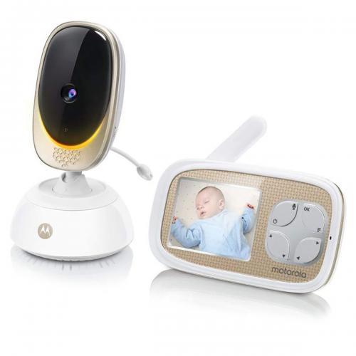 Video Monitor Digital + Wi-Fi Motorola Connect Comfort45 - Camera copilului - Sisteme de monitorizare