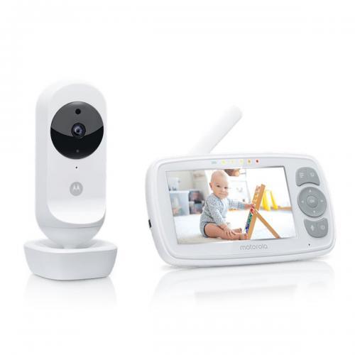 Video Monitor Digital Wi-Fi Motorola Ease34 - Camera copilului - Sisteme de monitorizare