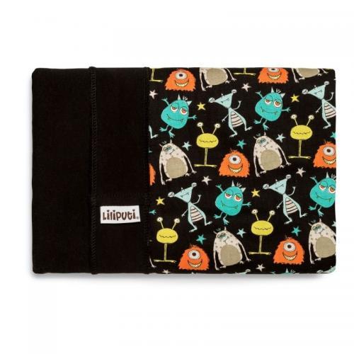Wrap elastic Liliputi Rainbow line Monster Party - Marsupii bebe -